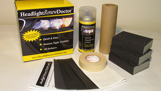 headlight-diy-single-application-headlight-restoration-kit